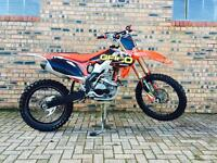 Honda crf 250 2012