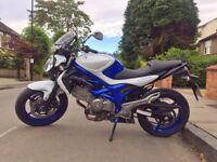 Suzuki Gladius ABS 650cc - 7000 miles