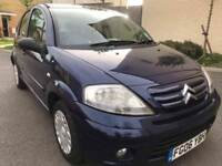 CITROEN C3 1.3 2006 MANUAL / 91000 MILES / MOT / SERVICE HISTORY / 2 KEYS / EXCELLENT CAR / £995
