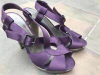 Carvella and Zara shoes