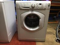 Hotpoint washer / dryer. Nearly new. Aquarius+ wmf740, 7 kg.