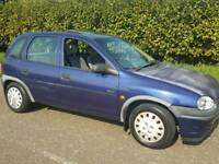 AUTOMATIC VAUXHALL CORSA 1.4 GLS 53K 1 LADY OWNER
