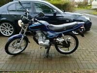 Lifan mirage 2014 125cc 12 months mot ready to ride