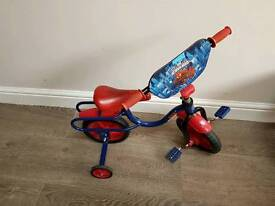 "10"" Spiderman Bike"