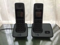 BT 2000 Twin Cordless Phones - Now Pending Collection