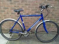 Look gents hybrid bicycle