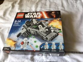 Star Wars Lego 75100