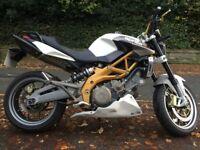 2009 Aprilia SL 750 Shiver (streetfighter, naked bike)