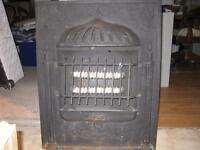 Vintage electric fire