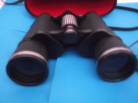 airshow boots binoculars 10x50 with case bargain