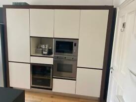 Italian designer big kitchen unit - dismantled