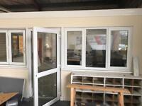 Patio doors and windows