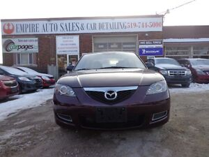 2007 Mazda MAZDA3 CERTIFIED Kitchener / Waterloo Kitchener Area image 1
