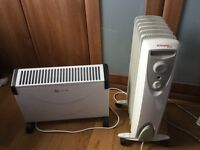 Dimplex Electric Oil Free 1.5kw Heater plus bonus Argos heater