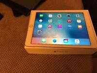 Apple iPad Air 2 next to new with warranty