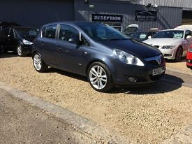 2009 VUAXHALL CORSA DESIGN 1.7 CDTI ...... 5 DOOR ....... P/X WELCOME