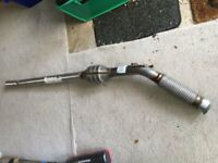PEUGEOT 406 CATALYTIC CONVERTER EXHAUST PIPE BRAND NEW