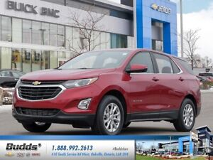 2018 Chevrolet Equinox 1LT 0% FIN. for up to 24 months O.A.C.!