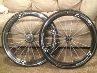 Bontrager Aura 5 Wheelset - like new