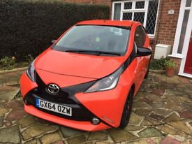 2014 Toyota Aygo x-cite for sale £5500