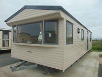 Perfect Family Caravan on North Wales Coast with Direct Beach Access !!