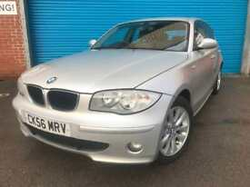 2006 bmw 116i full Service History recently had timing chain