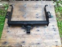 Hitch for pick up truck