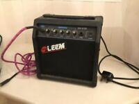 Leem electric guitar amp