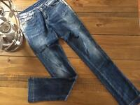Miss Sixty light blue jean size 27
