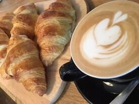 Independent Record Cafe looking for an experienced Barista to join our hardworking team!