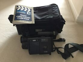 Vintage Ferguson Videostar camcorder