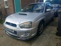 Stunning blobeye wrx ppp prodrive package very clean condition