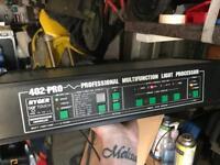 Light controller and retro Light box