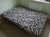 Sofa bed good condition ready to collect