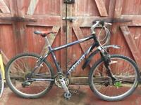Giant Sedona front suspension lightweight bike, can deliver