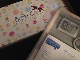 BNIB - Baby Handprint and Footprint Framing Kit