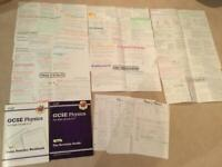 GCSE Physics Revision Books, Notes and Posters