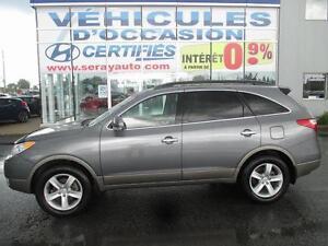 2012 Hyundai Veracruz LIMITED CUIR 29378 KM Limited w/Nav