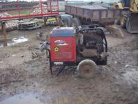 Mosa Diesel welder
