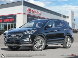 2017 Hyundai Santa Fe Sport 2.0T LIMITED - LEATHER - AWD - SUNRO