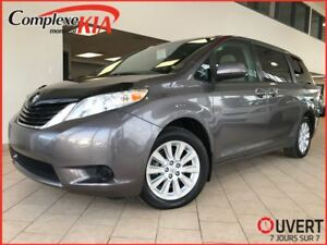 2014 Toyota Sienna LE 7 PASSAGERS AWD BLUETOOTH *PORTES ELECTRIQ