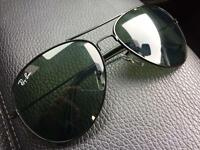 Ray ban driving glasses black