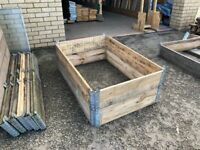 Pallet Collars for Raised Beds - NOT scaffolding