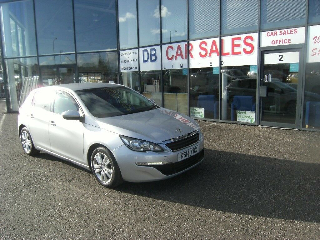 0 TAX!! 2014 14 PEUGEOT 308 1.6 HDI ACTIVE 5D 92 BHP **** GUARANTEED ...