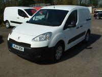 PARTNER 2014 ONE OWNER FSH DRIVES SUPERB £5295 NO VAT