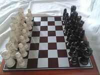 Victorian Chess Set CS14