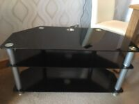 Coffee table Corner tv and Lamp table