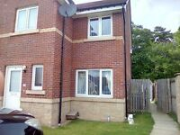 council swap 3 bed semi detached looking for a 4/5 house any good area of livingston