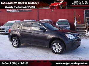 2013 Chevrolet Equinox LS ALL WHEEL DRIVE / EASY FINANCING AVAIL