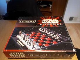 Star Wars Chess Set Eposiode 1